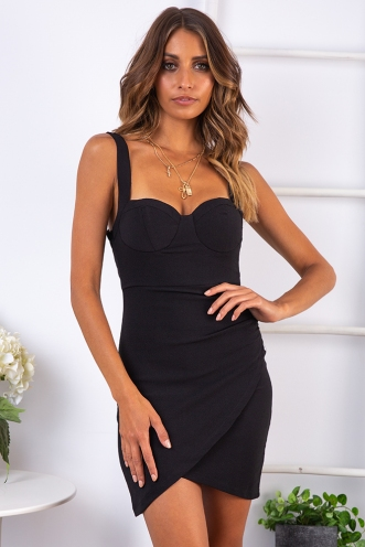 Nimmi Dress - Black