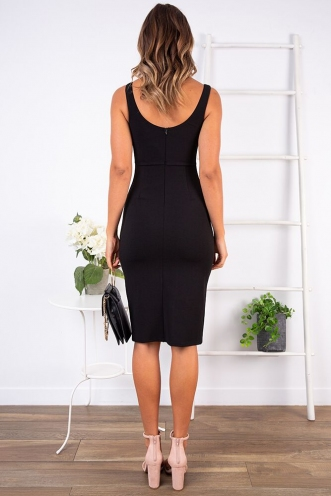 Arlo Dress - Black