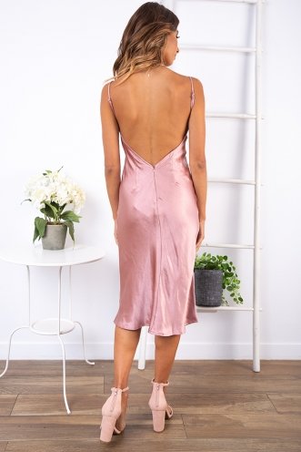 Believer Dress - Blush
