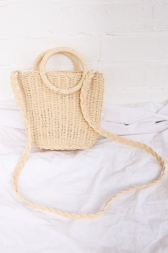 Keyarn Bag - Light Natural