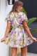 Donella Dress - Mix Floral