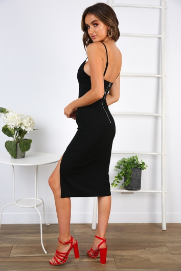 Lai Dress - Black