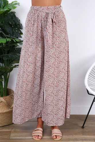 Fresh Air Pants - Vintage Floral