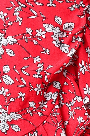 Uptown Funk! Playsuit - Red Print