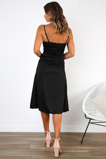 Aleah Dress - Black