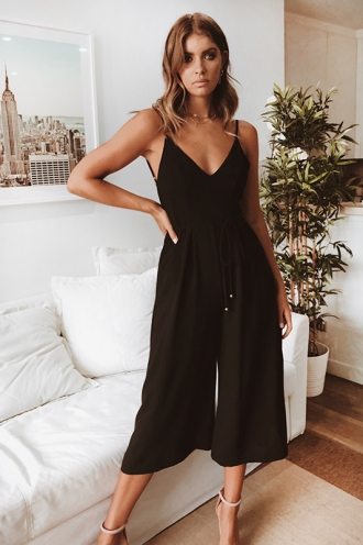 Nimisha Jumpsuit - Black