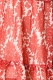 Changing Heart Dress - Beige/Red Print