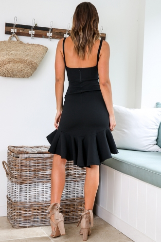 City Lights Dress - Black