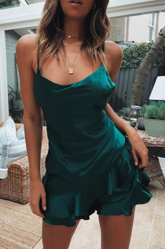 Exchange Numbers Playsuit - Jade