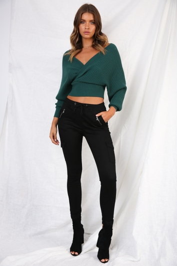 Ainsley Top - Green