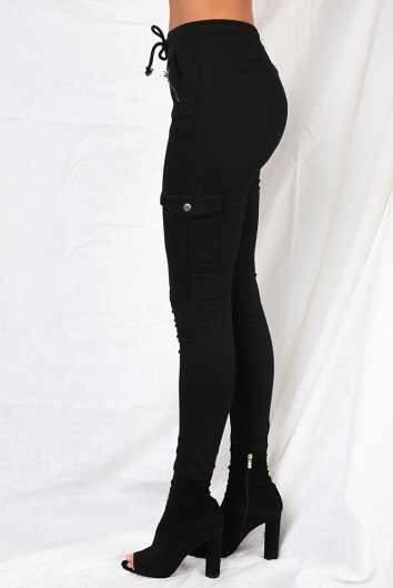 Carlin Pants - Black
