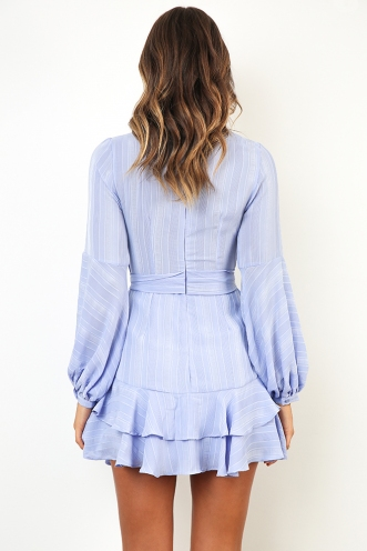 Fly With Me Dress - Lavender