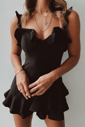 Blake Playsuit - Black