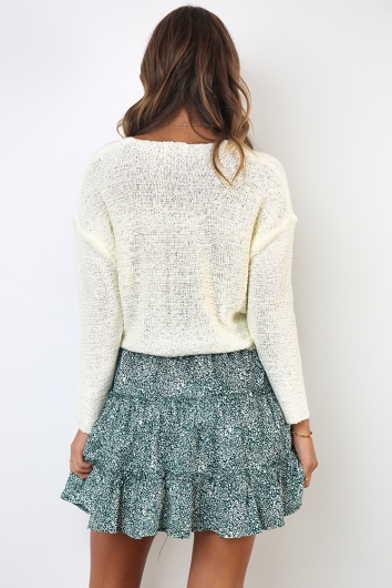 Vikki Jumper - Cream