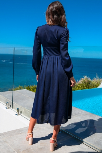 Coven Dress - Navy