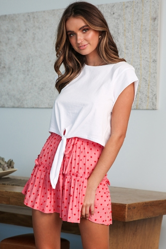 Summertime Magic Skirt - Pink