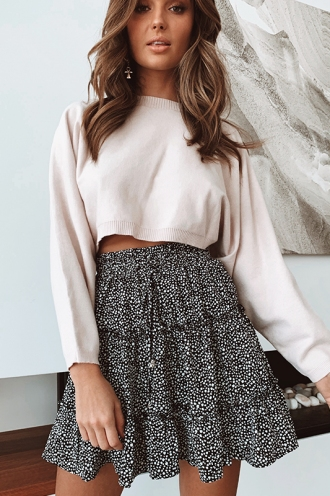 Eyes On Me Top- Dusty Pink