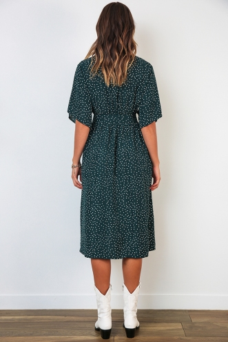 269bc88f5ef Boho Livin  Dress - Green ...
