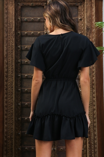 Down Town Dress - Black