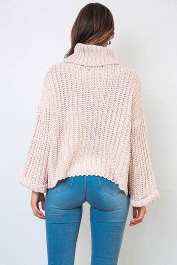 Stacey Jumper - Pink