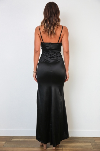 Dining Out Dress - Black