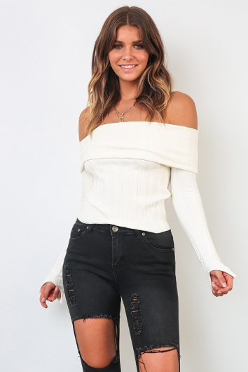 Laura Top - Off White