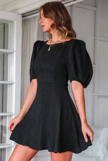 5th Avenue Dress - Black
