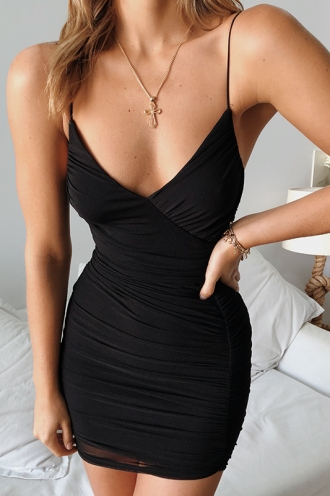 Kandis Dress - Black