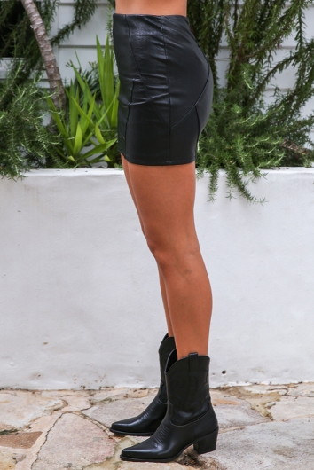 Cute Thing Skirt - Black