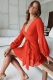 Fly With Me Dress - Red