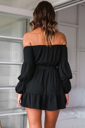 Harriet Dress - Black