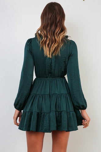 Bec Dress - Green