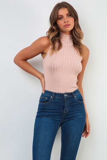 Bold Move Top - Pink