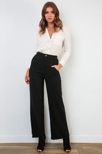 Cabarita Pants - Black