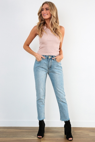 Shanley Jeans - Light Blue