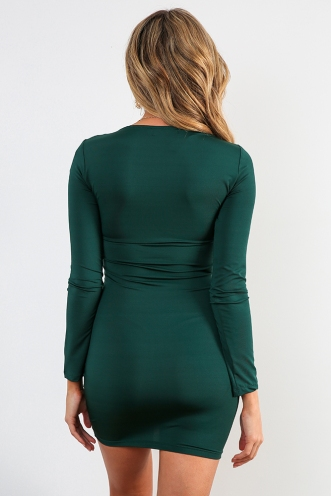 Paije Dress - Green