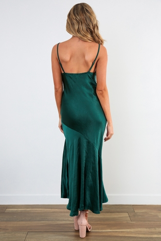 Denny Dress - Green