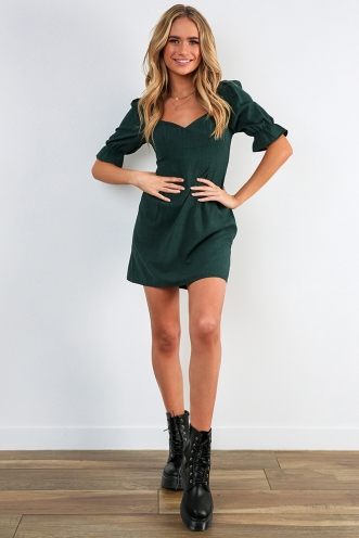 e5288f211d8 Phillipa Dress - Green ...