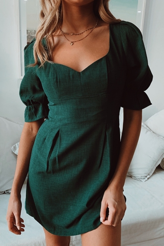 Phillipa Dress - Green