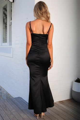 Bonnice Dress - Black