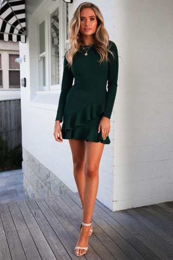 Livi Dress - Green
