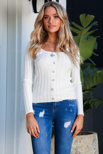 Larissa Top - Off White