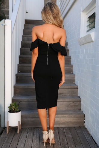 Tabetha Dress - Black