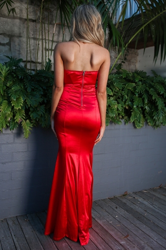 Grand Ballroom Dress - Red