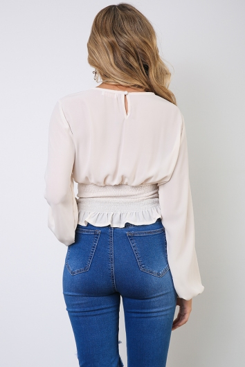 Flow Top - Off White