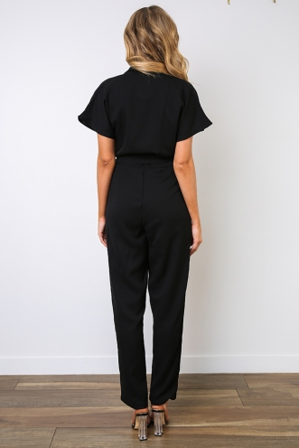 Sheridan Jumpsuit - Black