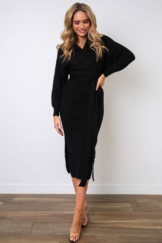 Genny Dress - Black