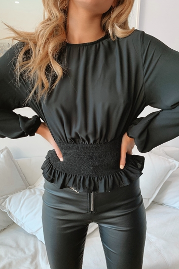 Flow Top - Black