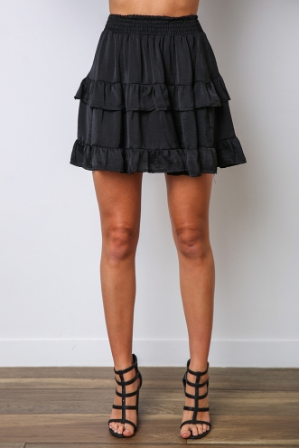 Geni Skirt - Black