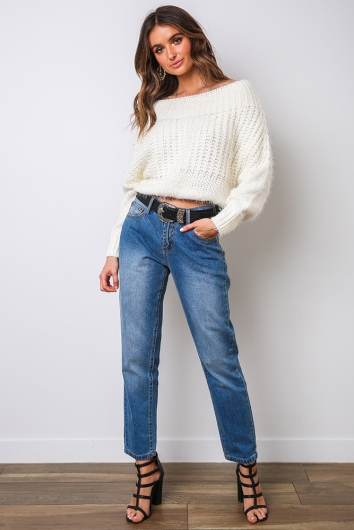 Inga Jumper - Cream